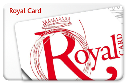 Royal Card